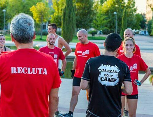 Fotos de los entrenamientos de nuestros reclutas.